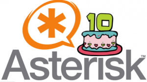 Asterisk 10 years